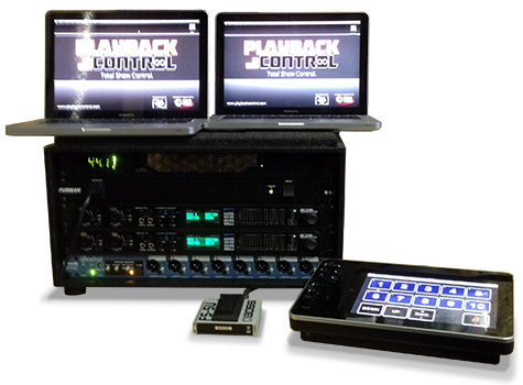 PlaybackControl Fly Rig System